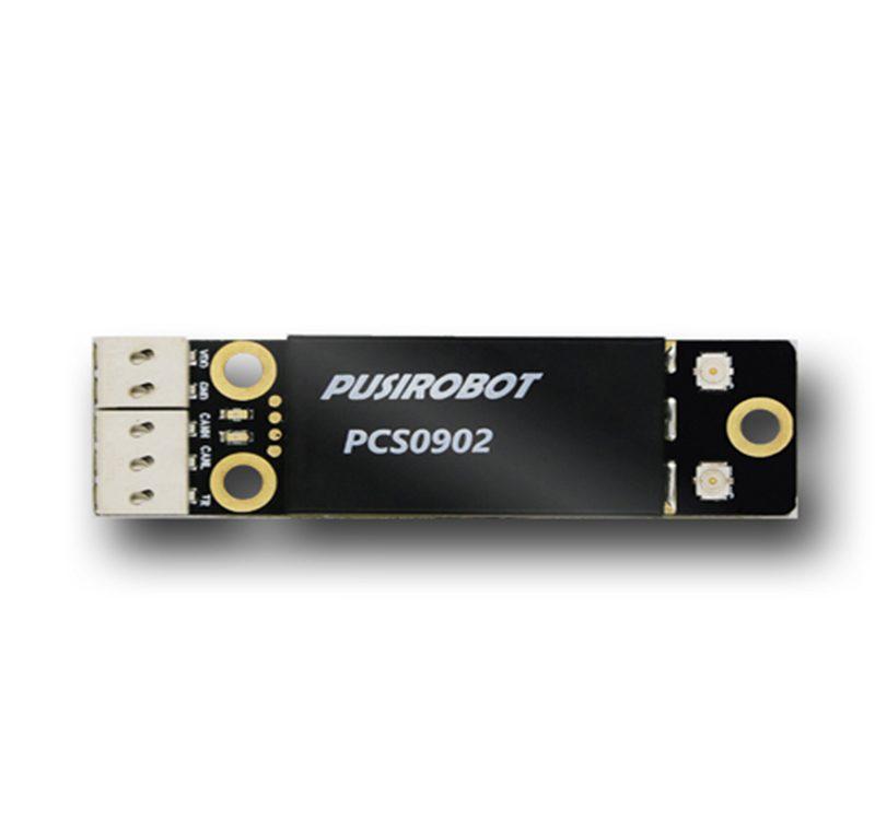Capacitive level sensor controller