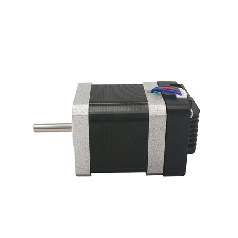 Open loop integrated stepper motor with modbus