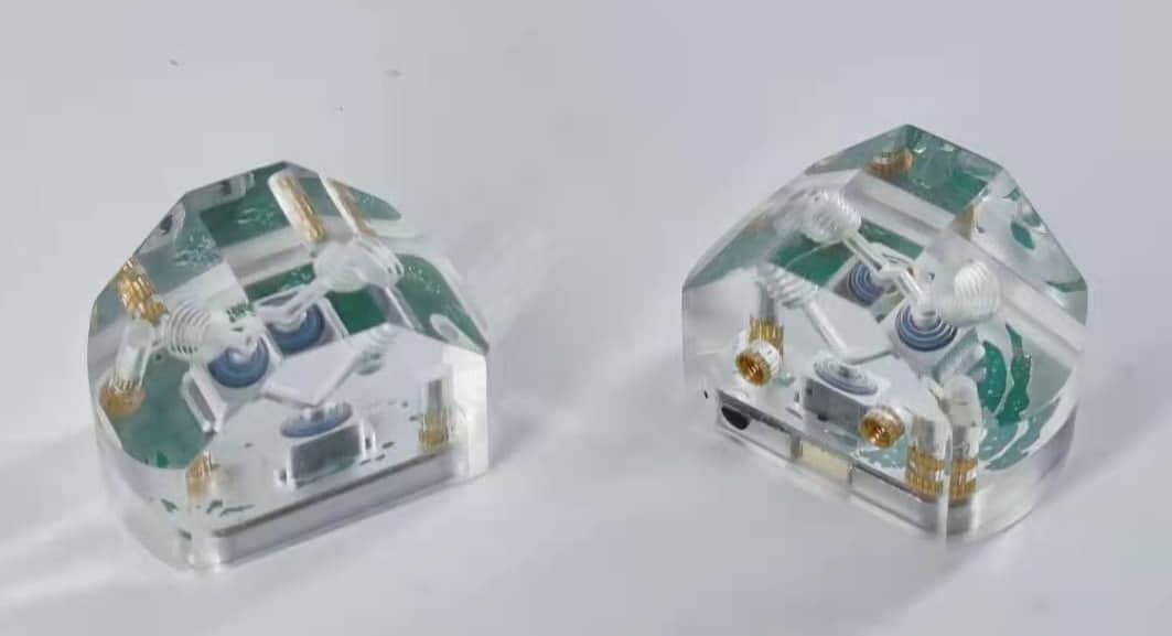Pipeline microfluidic pressure sensor PAS0700
