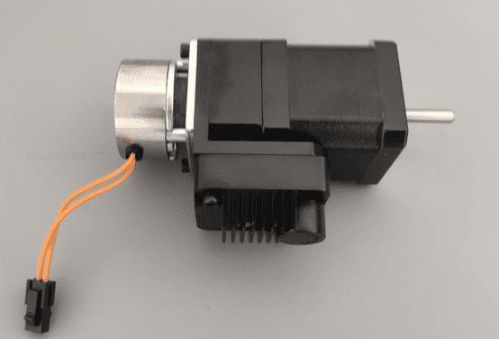 42 integrated closed loop stepper motor with brake